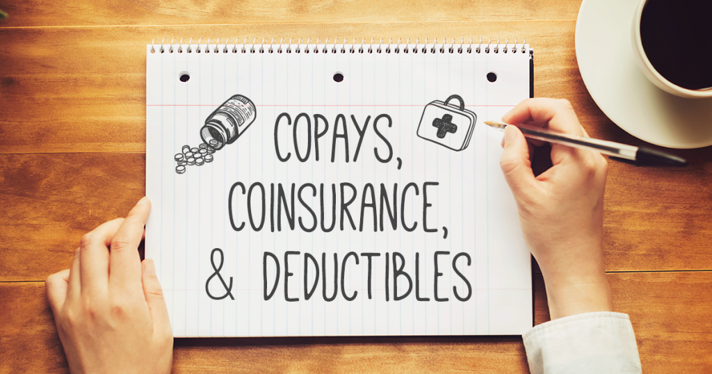 Medicare Copays, Coinsurance and Deductibles
