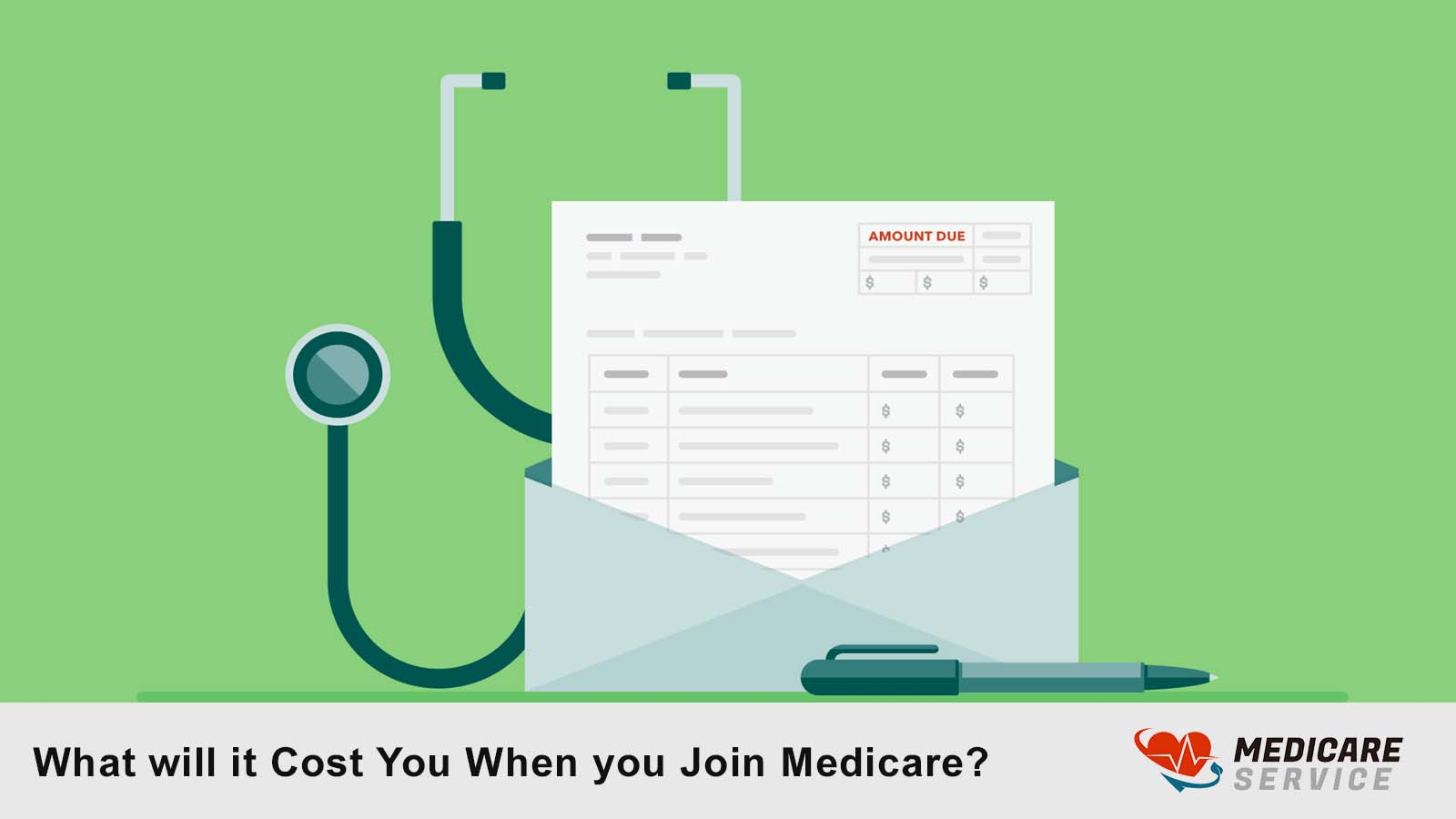 What will it Cost You When you Join Medicare?