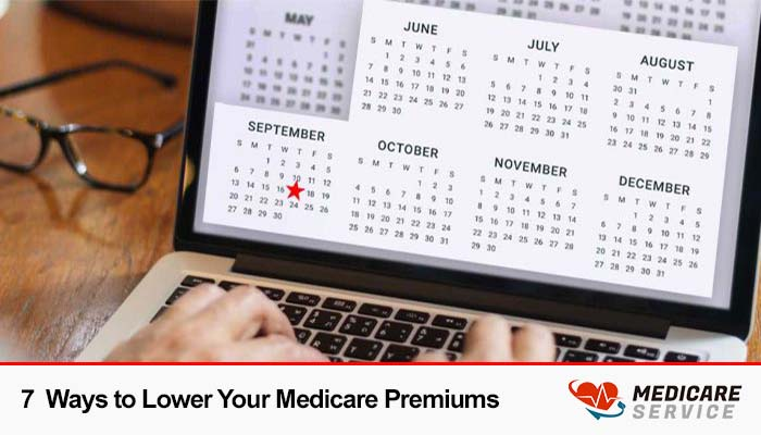 7  Ways to Lower Your Medicare Premiums