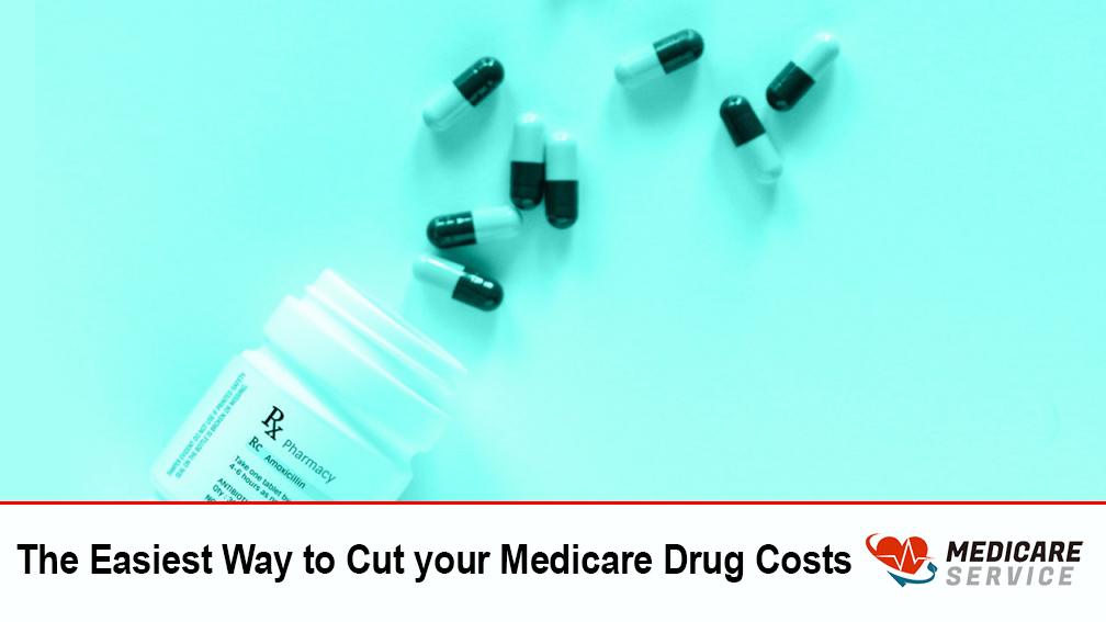 The Easiest Way to Cut your Medicare Drug Costs