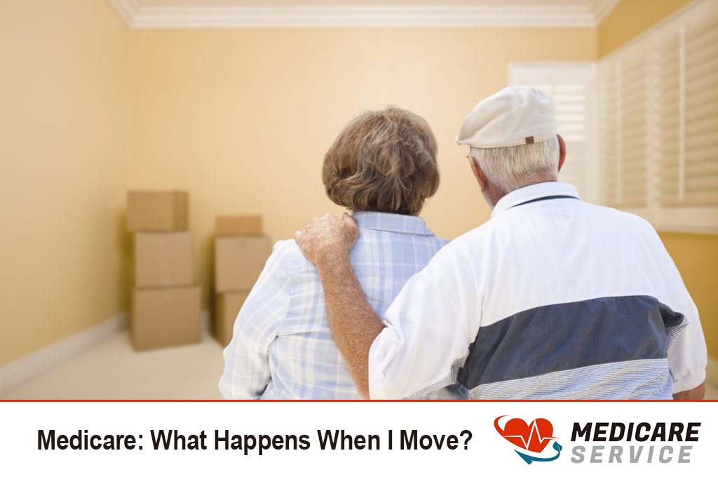 Medicare: What Happens When I Move?