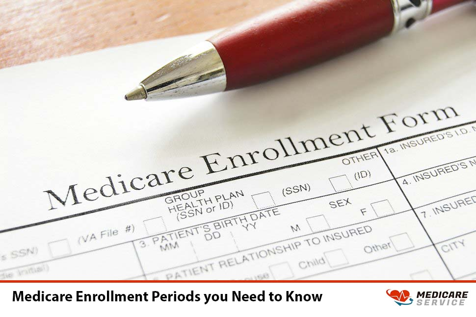 Medicare Enrollment Periods you Need to Know