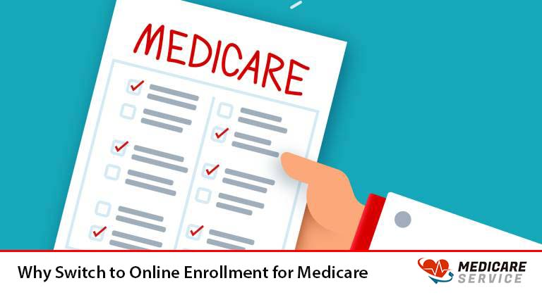 Why Switch to Online Enrollment for Medicare