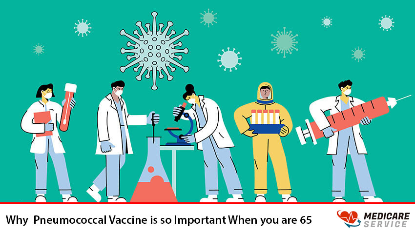 Why Pneumococcal Vaccine is so Important When you are 65