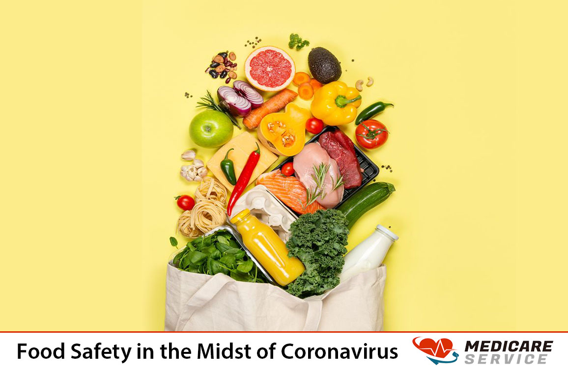 Food Safety in the Midst of Coronavirus