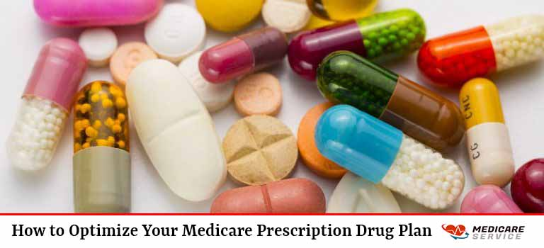 How to Optimize Your Medicare Prescription Drug Plan