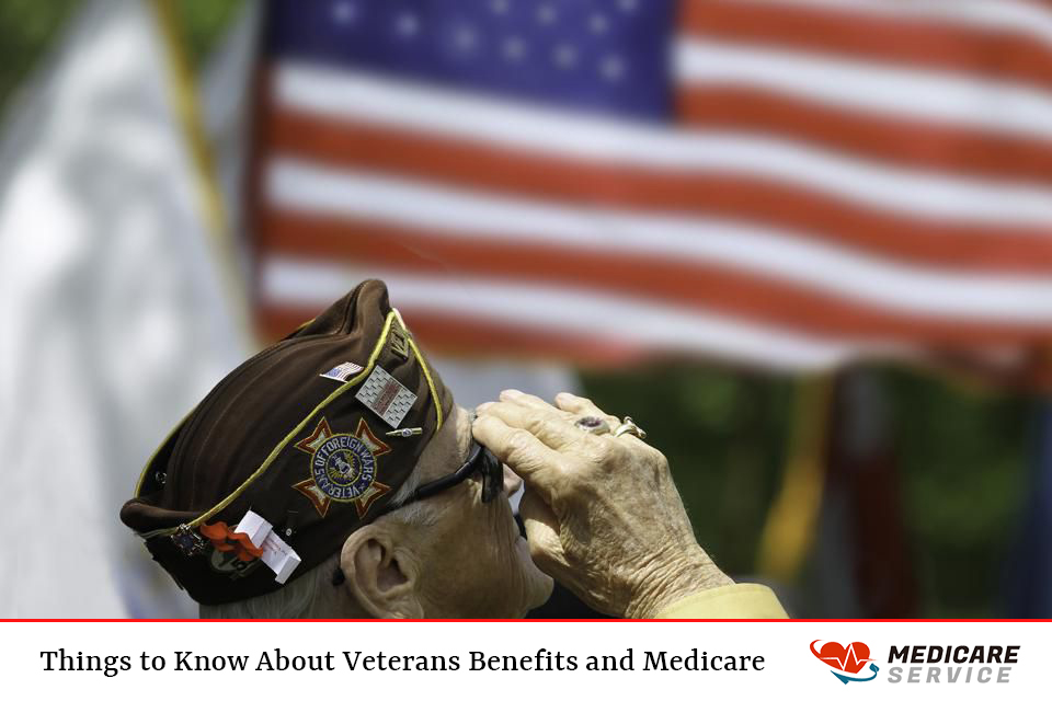 Things to Know About Veterans Benefits and Medicare