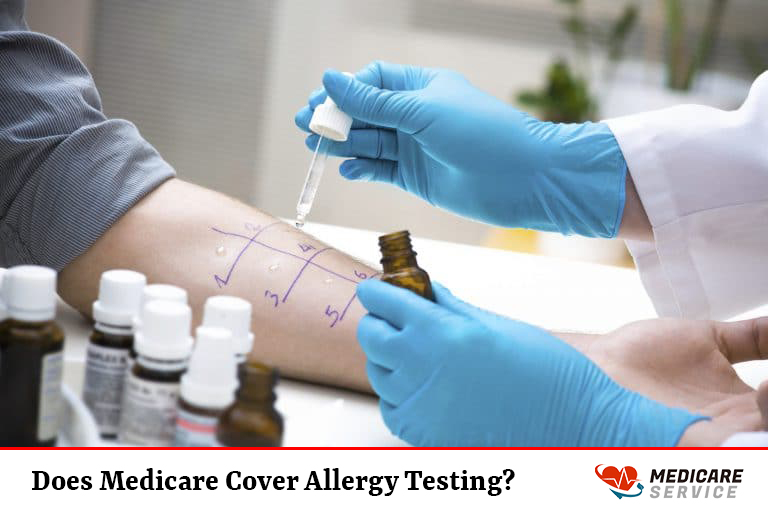 Does Medicare Cover Allergy Testing?