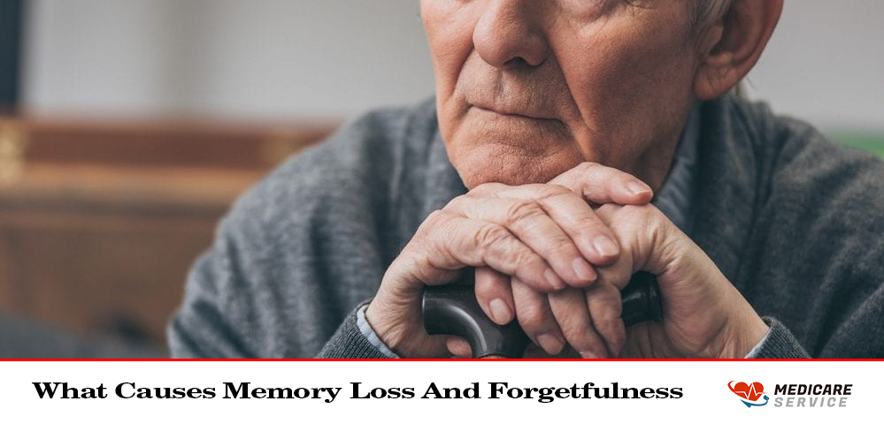 What Causes Memory Loss And Forgetfulness