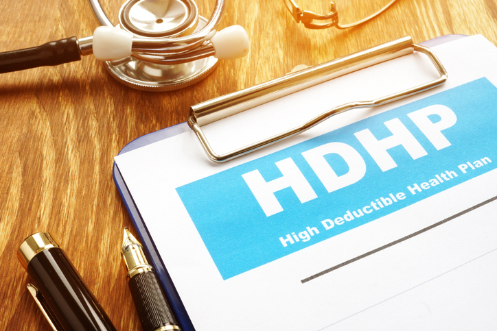 What is a High-Deductible Health Plan?