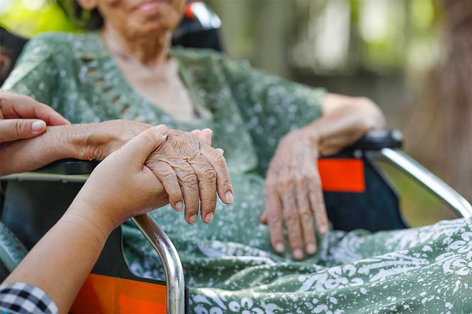 How and When  to Say No to Caregiving